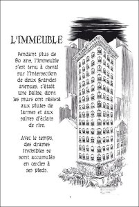 Link to New-York Trilogie de Will Eisner : La ville, L'immeuble, Les gens